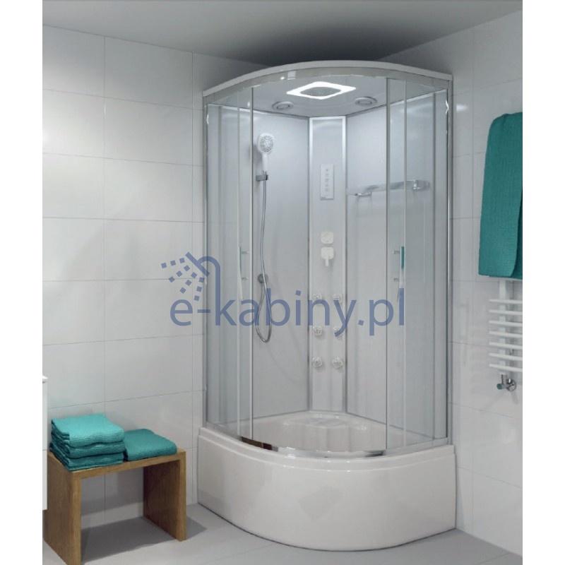 Kabiny Prysznicowe Z Hydromasażem E Kabinypl