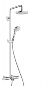 Hansgrohe Croma Select S komplet prysznicowy do wanny 27351400