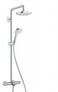 Hansgrohe Croma Select E komplet prysznicowy do wanny 27352400